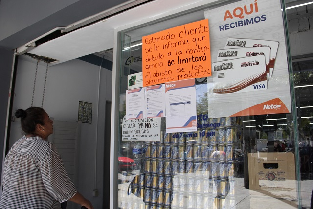 Exhortan a no aumentar precios con pretexto del coronavirus