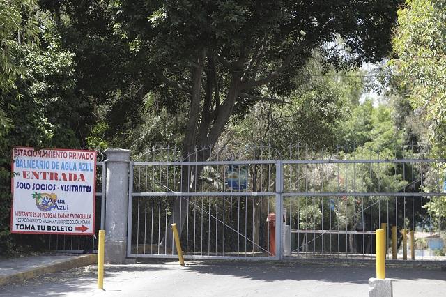 Balnearios que abran serán clausurados, advierte Barbosa