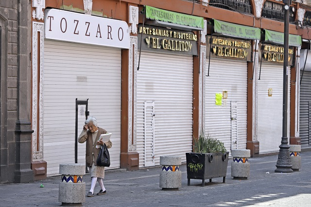 Clausura de comercios si no acatan confinamiento: Barbosa