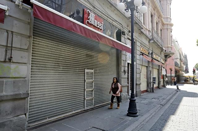 Dejan a Protección Civil decisión de reabrir negocios en Puebla