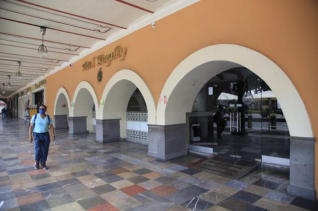 Trabajadores anuncian cierre del histórico Hotel Royalty de Puebla