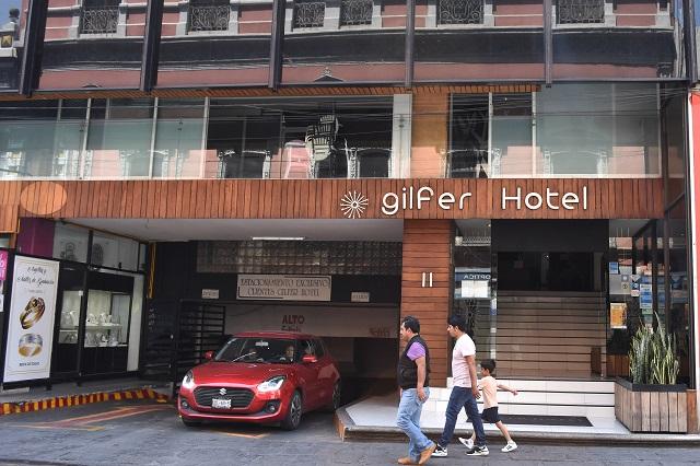 Hoteles en Puebla trabajarán al 15% de capacidad