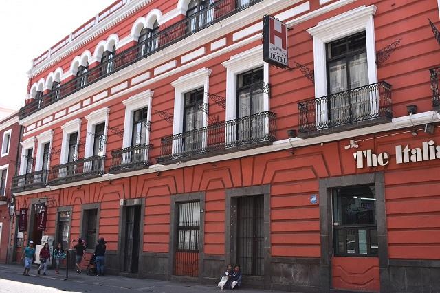 La contingencia cerró ya 20 hoteles en la ciudad de Puebla