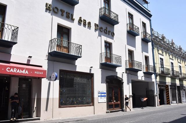 Colapsó la actividad hotelera de Puebla en semana santa