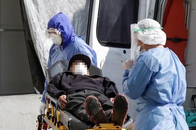 Covid-19 en Puebla deja 300 nuevos contagios y 22 muertos