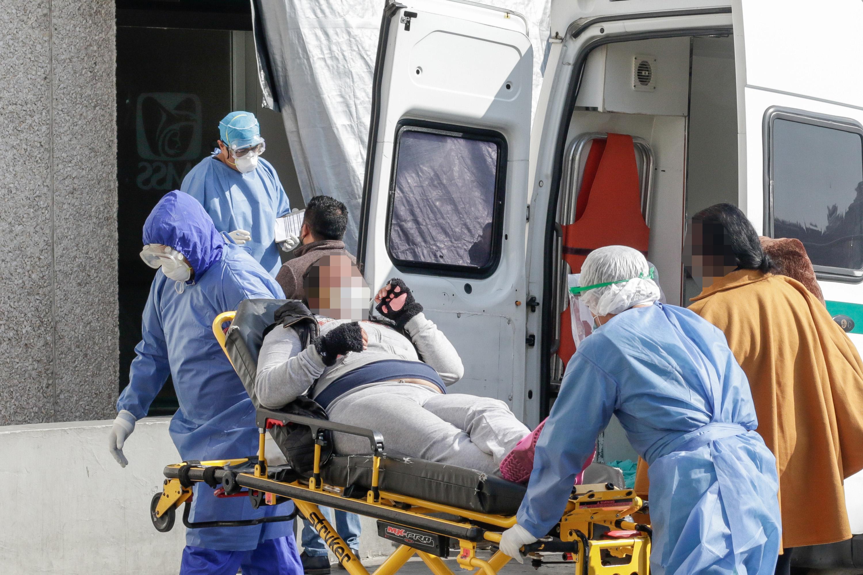 En 3 días deja Covid en Puebla 588 contagios y 53 muertos