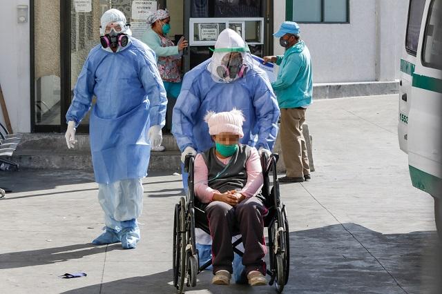 Crisis de Covid en Puebla, más grave que en julio de 2020
