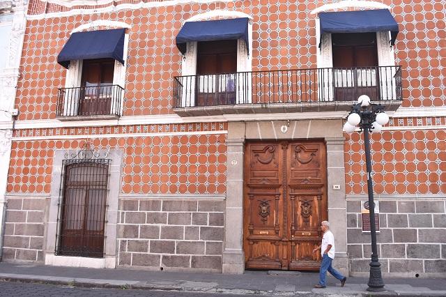 Cierran museos del centro de Puebla y de Los Fuertes