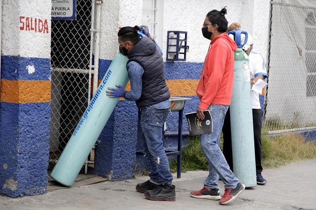 Está en Puebla la planta más grande oxígeno del país: Profeco