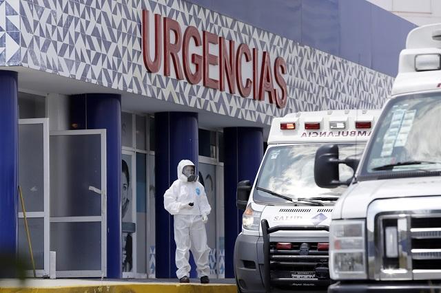 Se disparan cifras de muertos y contagios de Covid en Puebla