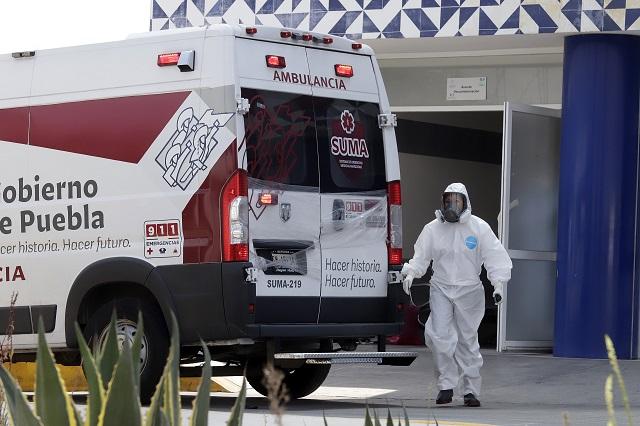 124 hospitales de Sedena y la Marina preparados para la fase crítica