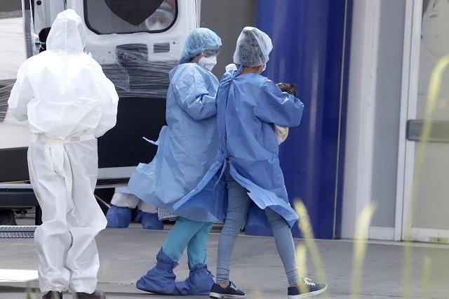 Recibe Hospital General de Cholula casos de Covid-19