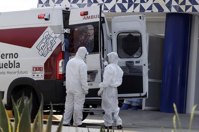Policía Estatal de Puebla está entre las víctimas de Covid-19