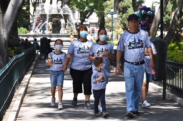 OMS aplaude fase 2 en México pero no descarta toque de queda