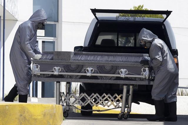 Ola de contagios entre boda y funeral de joven con síntomas de coronavirus