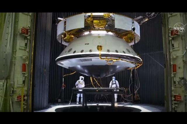 Ya hay coronavirus hasta en la NASA, reportan un primer caso