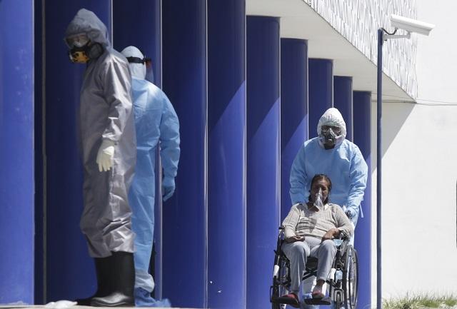 Científicos advierten que el aire transmite el coronavirus
