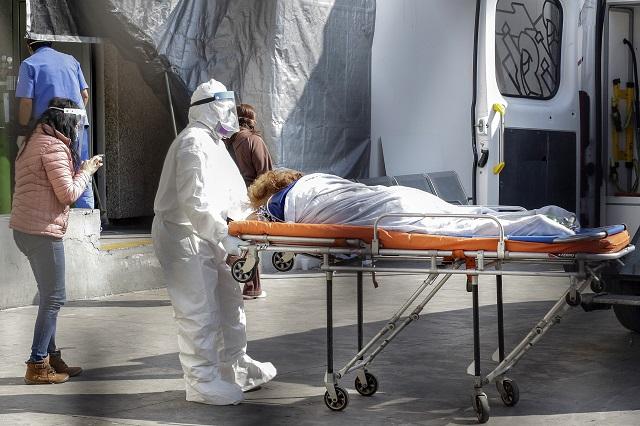 Puebla, segundo lugar con ocupación de camas en hospitalización general