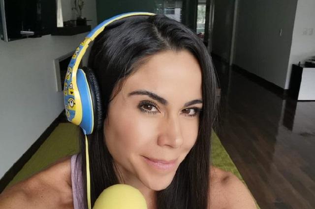 Coronavirus: Reaparece Paola Rojas y dice estar en casa por precaución