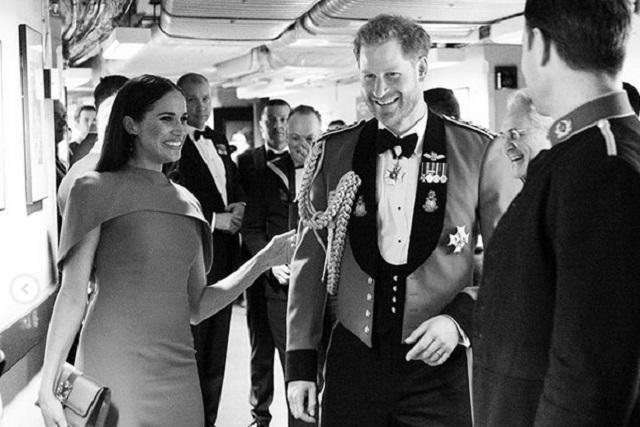 El Príncipe Harry y Meghan Markle podrían tener Coronavirus