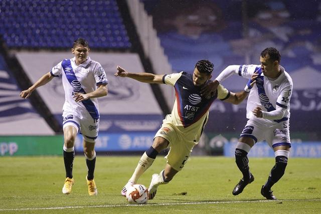 Jugadores de Club Puebla dan negativo a Covid-19 para jornada 10