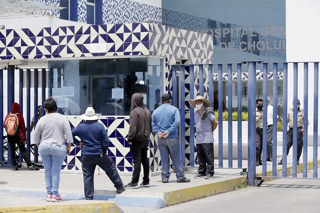 Prevén para sábado récord de contagios Covid en Puebla