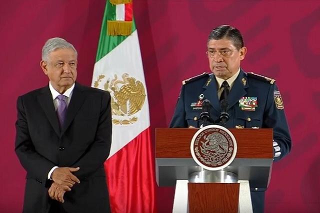 Difunden nombre del coronel que dirigió operativo en Culiacán