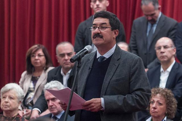 Javier Corral afirma que su relación con el gobierno está prácticamente rota