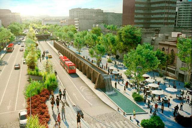 Inicia en el INE debate sobre Corredor Chapultepec