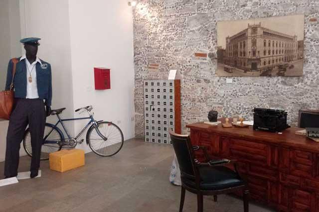 Rinden homenaje a Correos de México con exposición en Museo del Ejército