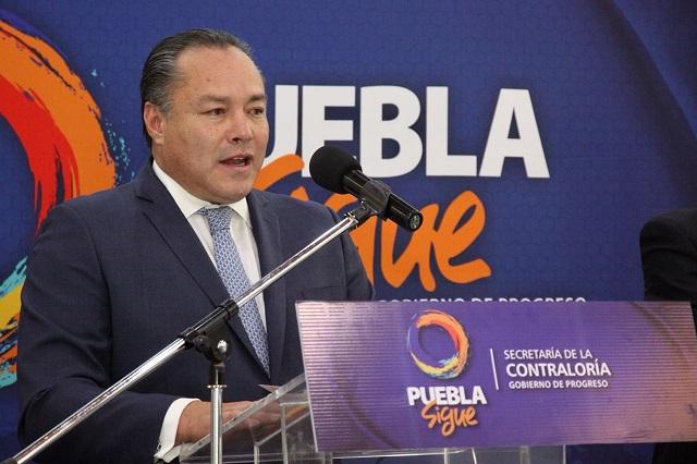 La Contraloría previene y  combate actos de corrupción: Sánchez Corro