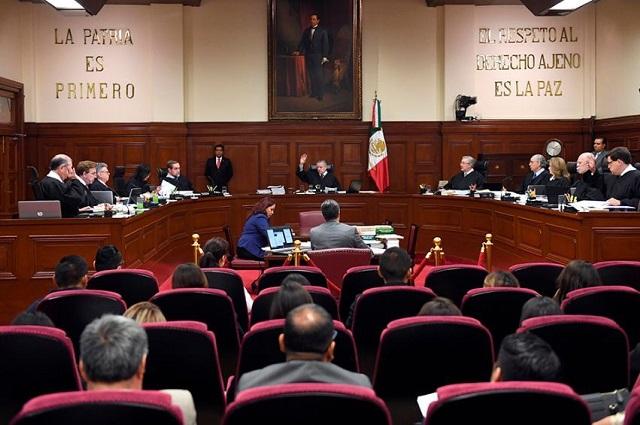 Desecha SCJN impugnación a Ley de Educación de Barbosa