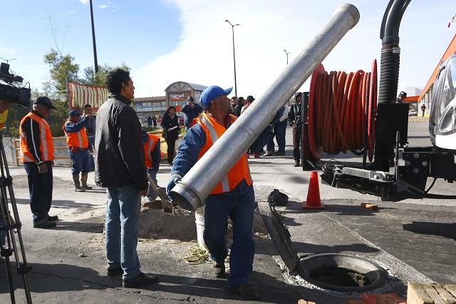 Prohíbe Congreso corte de agua y cobro con policías en Puebla