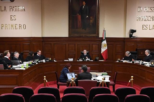 Corte pide a TEPJF definir quién es su presidente