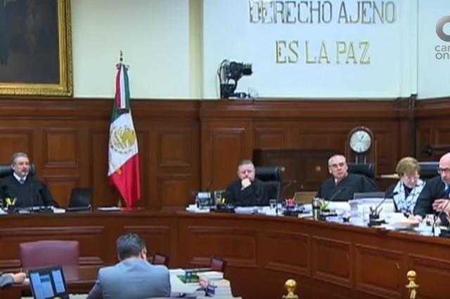 El Poder Judicial iniciará batalla legal contra reformas de AMLO