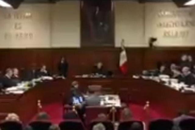 Corte analizará hasta 2019 impugnaciones por suspensión de ley que baja salarios