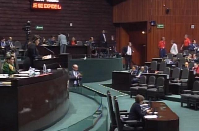 Diputados aprueban en comisiones la reforma laboral
