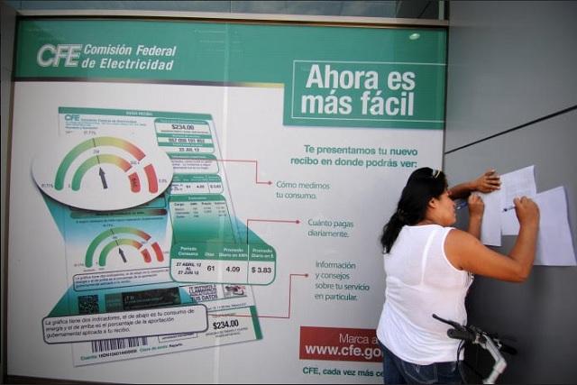 Puebla, entre los que más cortes de luz ejecutan: PRD