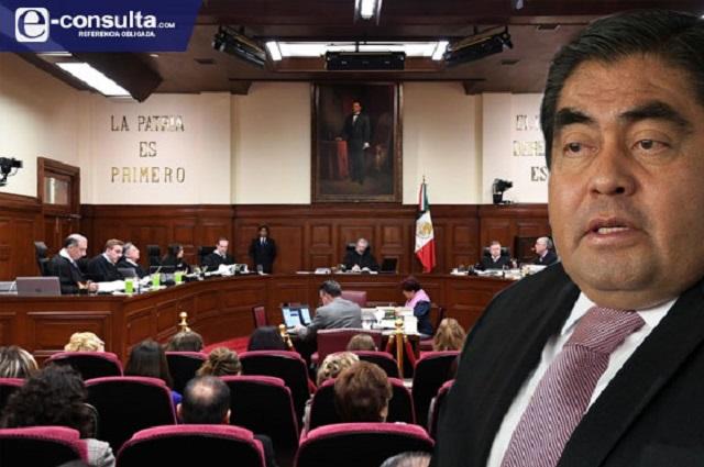 A la SCJN, ley de Barbosa de control de gasto en municipios: PAN