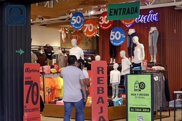Comercios no cerrarán pero se vigilará aforo de 30%: Barbosa