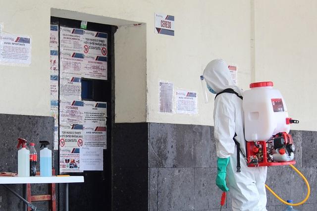 Exige PRD atender coronavirus en cárceles de Puebla