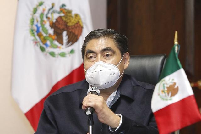 Comportamiento social disminuirá Covid-19 en Puebla: Barbosa