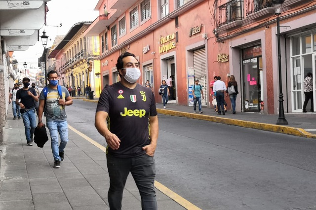 El miedo a contraer Covid-19 aumenta estrés y ansiedad en Teziutlán