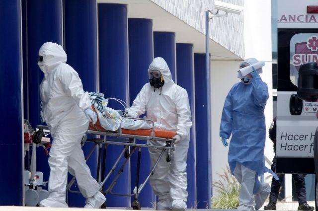 Califica OMS como preocupante la pandemia en México