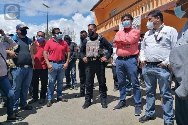 Continúan conflictos electorales en Coyomeapan