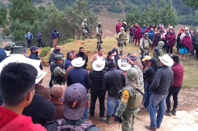 En Coyomeapan multan a director de seguridad con 50 mil pesos