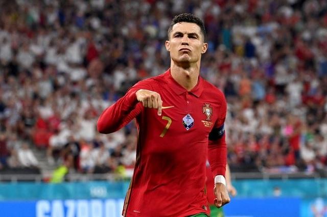 ¡Otro récord! Cristiano, el máximo anotador de selecciones