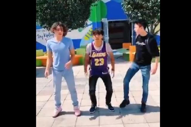 Amate y respeta: Jóvenes piden en video no hacer el reto cráneo roto