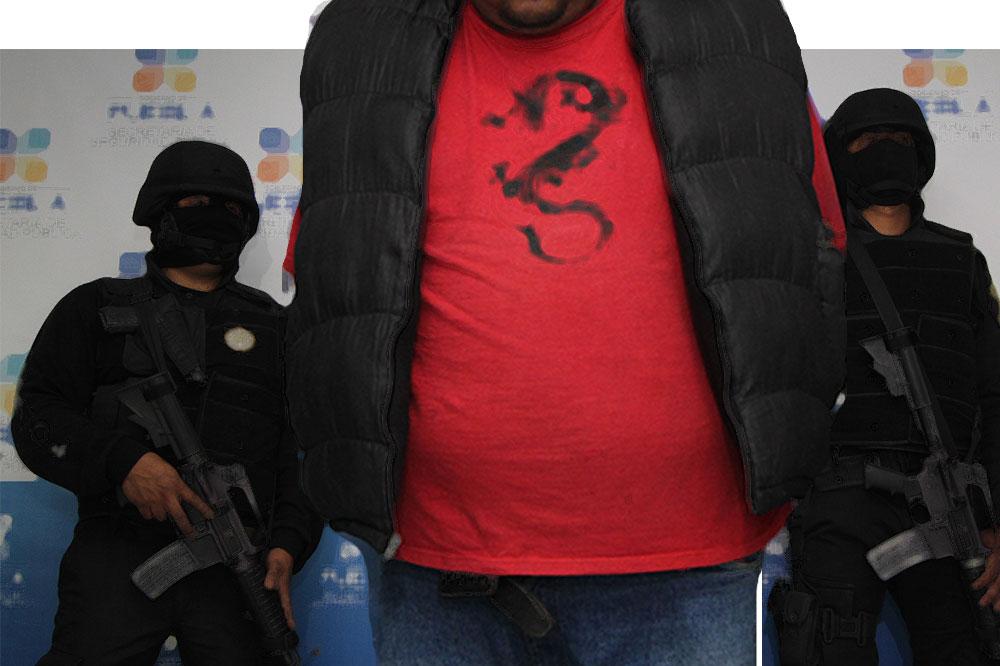 Disminuye fondo de seguridad en 2018 y crecen delitos en Puebla
