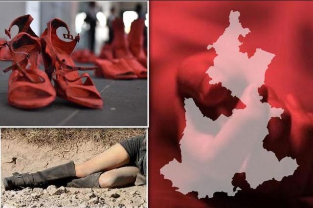 Tiene Puebla a 5 municipios entre los 100 con más feminicidios